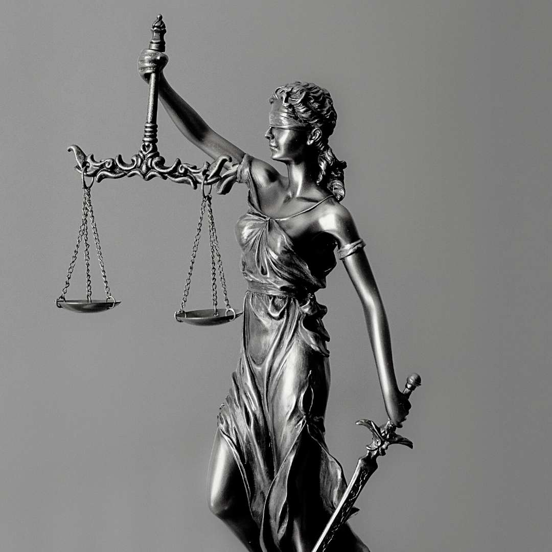 appellant-court-work statue of the scales of justice